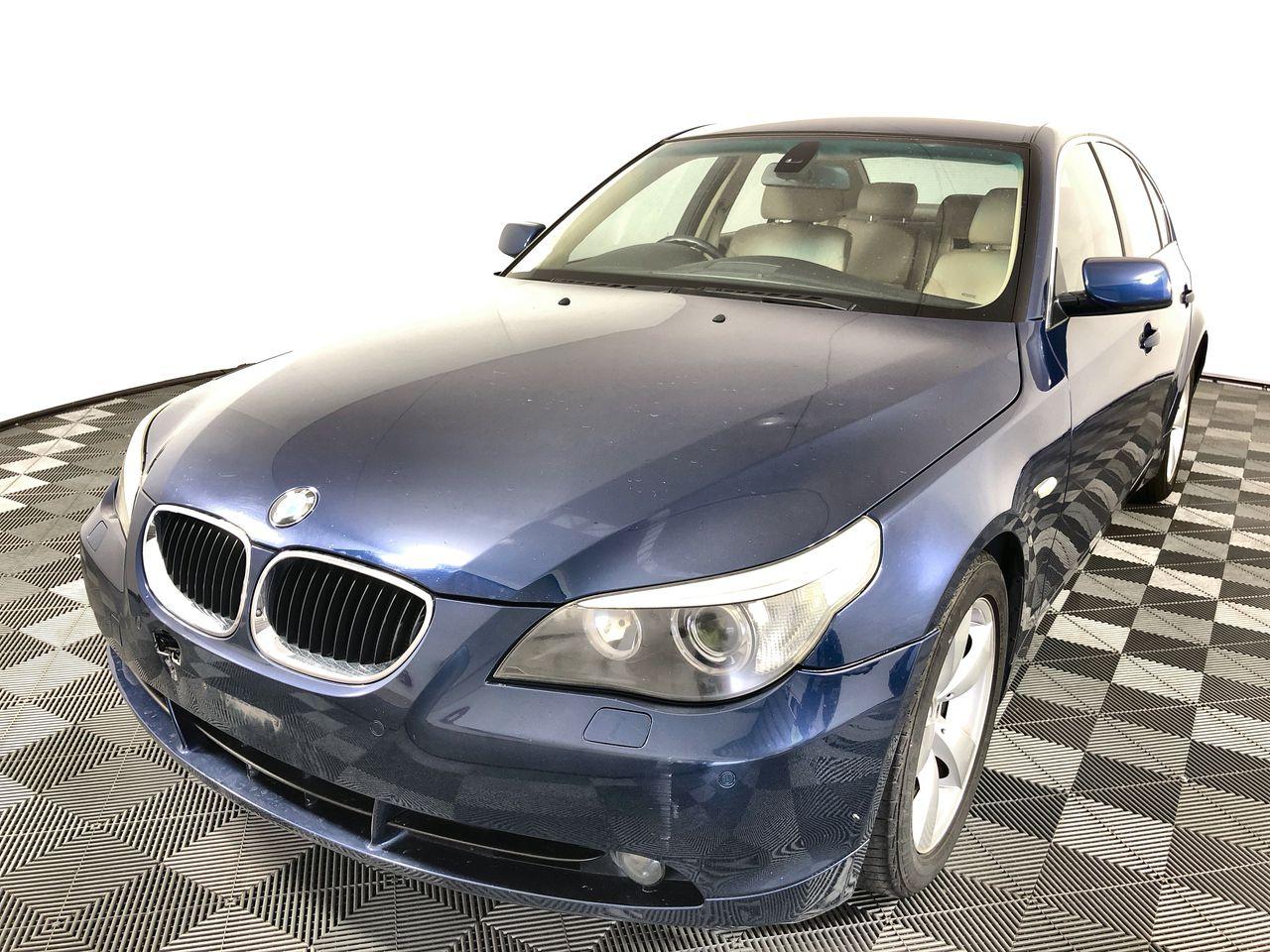 2004 BMW 525i E60 Automatic Sedan