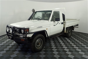 2006 Toyota Landcruiser (4x4) Manual Cab