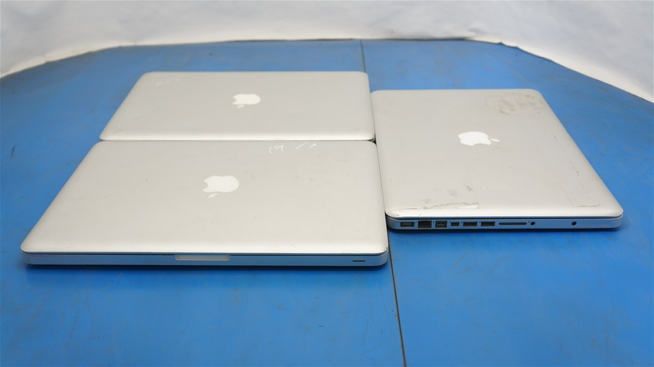 Apple MacBook Pro 13-Inch Laptop Bundle (3-Pack)