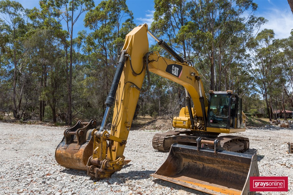 2009 Caterpillar CAT 324D L Hydraulic Excavator