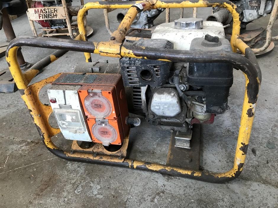 Petrol Powered 3.5KVA Generator