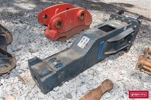 2018 Hammer HM1900 Excavator Hydraulic H