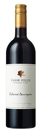 Vasse Felix Cabernet Sauvignon 2017 (12 x 750mL), Margaret River, WA.