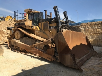 Caterpillar D11N Dozer