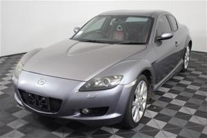 2003 (2004) Mazda RX-8 Automatic Coupe