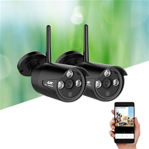UL-tech Wireless CCTV System 2 Camera Se
