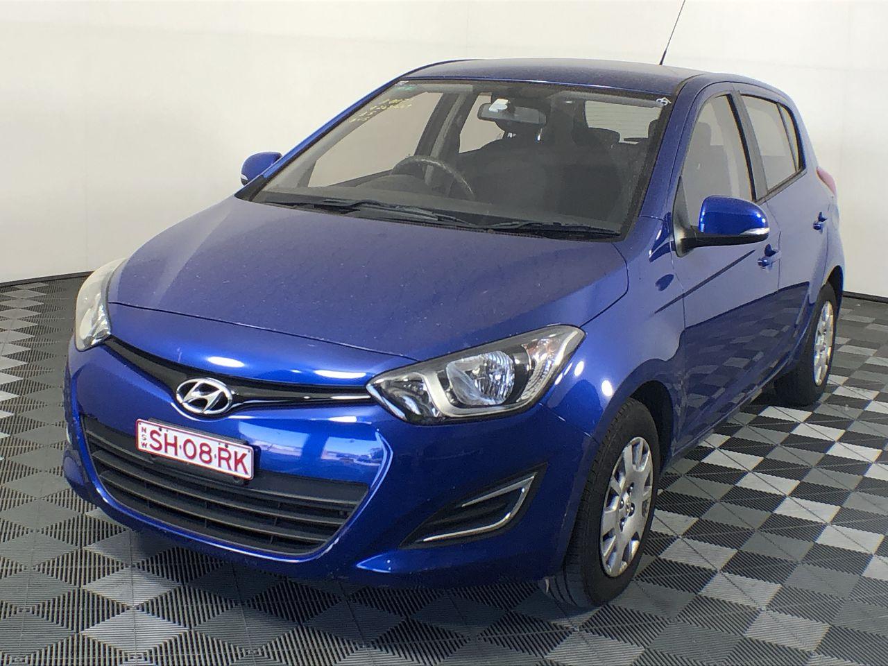 2013 Hyundai i20 Active PB Automatic Hatchback