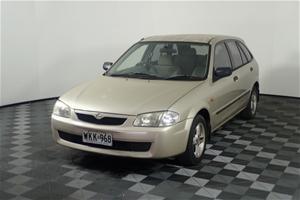 2000 Mazda 323 Astina Shades BJ Manual H