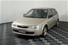 2000 Mazda 323 Astina Shades BJ Manual Hatchback