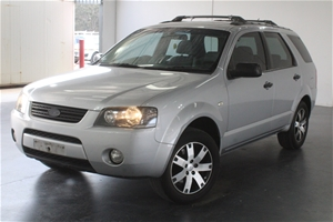 2009 Ford Territory TX (RWD) SY Automati