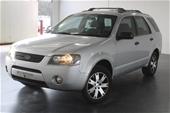 2009 Ford Territory TX (RWD) SY Automatic Wagon
