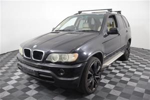 2002 BMW X5 Automatic 4WD (WOVR)