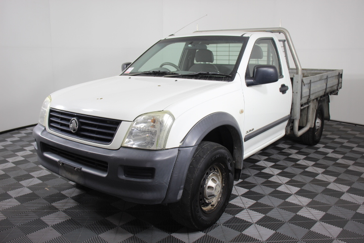 2005 Holden Rodeo LX RA Cab Chassis