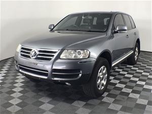 2005 Volkswagen Touareg V6 Luxury 7L Aut