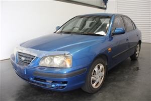 2005 Hyundai Elantra GLS Automatic Sedan
