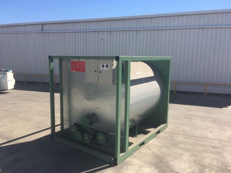 Hot Melt Transport Tank