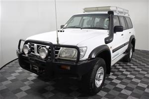2003 Nissan Patrol Full Custom 6.5 V8 T/