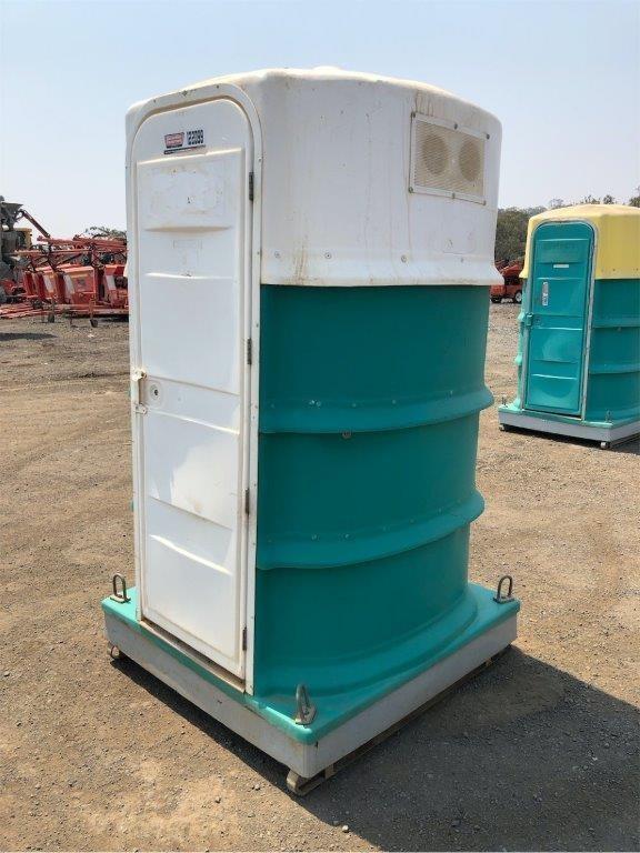 Fresh Water Portable Toilet
