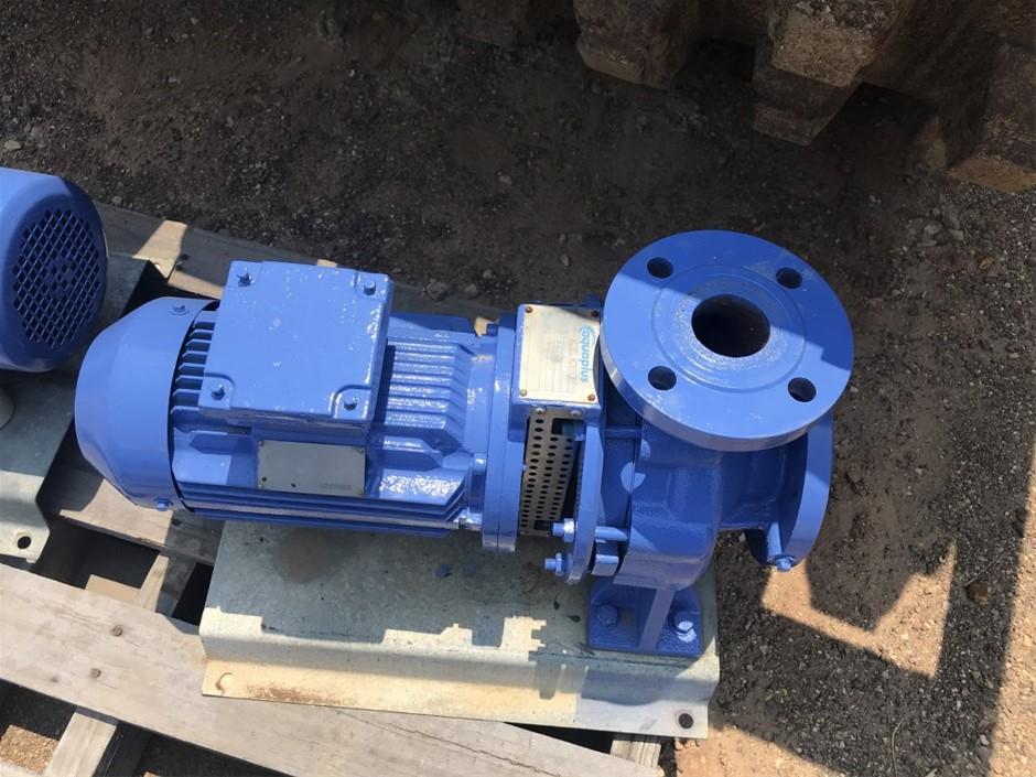 Aquaplus Electric Water Pump