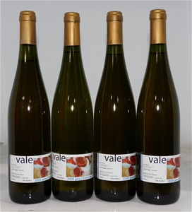 Vale Family Wines `` Gewurztraminer 2008
