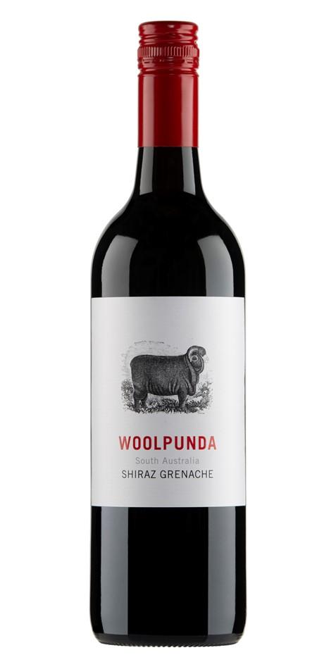 Woolpunda Shiraz Grenache 2017 (12 x 750mL) SA