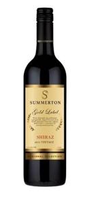 Summerton Gold Shiraz 2015 (6 x 750mL) S