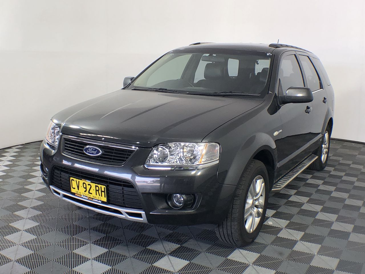 2010 Ford Territory TS SY II Automatic 7 Seats Wagon