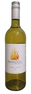 Amadou Sweet White 2011 (12 x 750mL) Fra