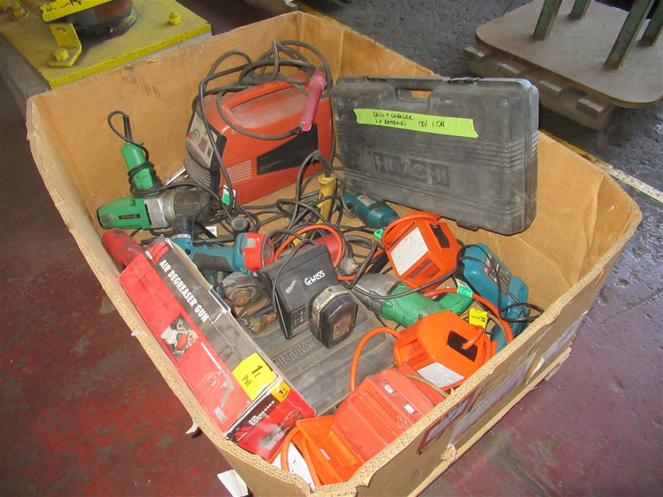 Power Tools & Electrical Accessories (Enfield, SA)