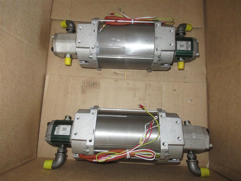 Qty 2 x Hydraulic Pumps (Enfield, SA)