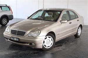 2002 Mercedes Benz C180 Kompressor Class
