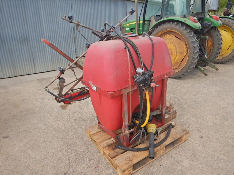Hardi Spray Boom Tractor Attachment (Uraidla, SA)