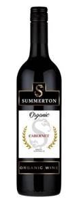 Summerton Organic Cabernet Sauvignon 201