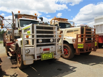 14x Powertrans or Kenworth 140T Combination Units