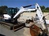2013 Bobcat E55 5.5 Tonne Hydraulic Excavator