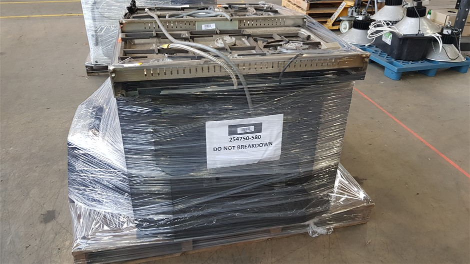 Pallet of Assorted USED/UNTESTED Whitegoods Appliances