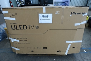 Pallet of Assorted USED/UNTESTED Televis