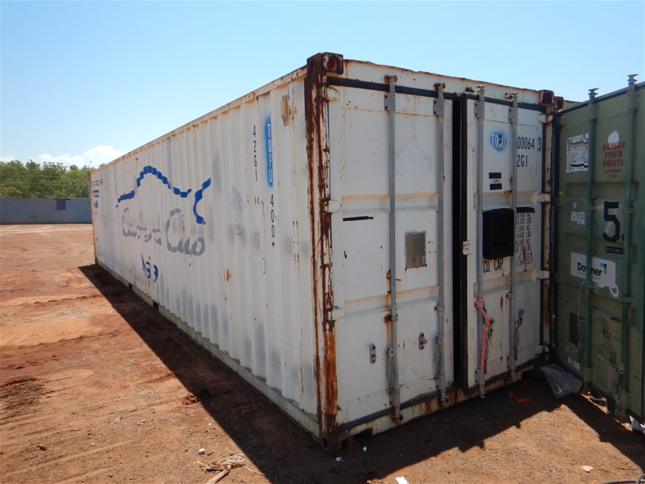 Container, 40 Foot, Standard (B-Type)