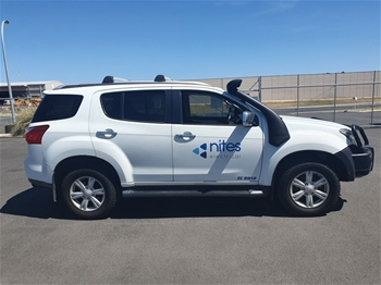 Isuzu M-UX 4WD Automatic SUV