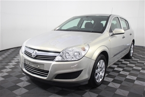 2008 Holden Astra CD AH Automatic Hatchb