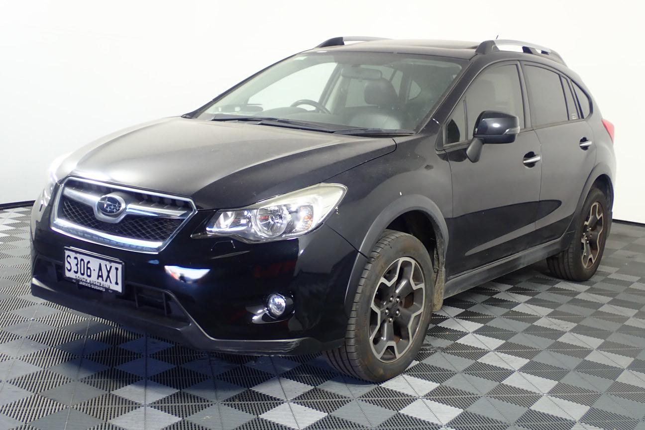 2013 Subaru XV 2.0i-S G4X CVT Hatchback