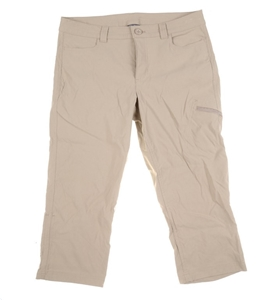EDDIE BAUER Women`s 3/4 Pants, Size 10,
