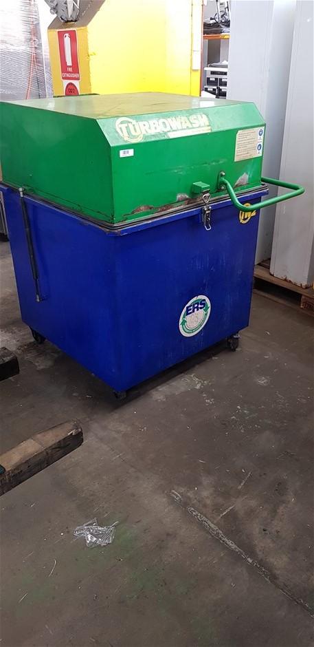Turbo Wash TW2 -211 Mobile Auto Parts Washing Machine