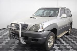2006 Hyundai Terracan CRDi Turbo Diesel