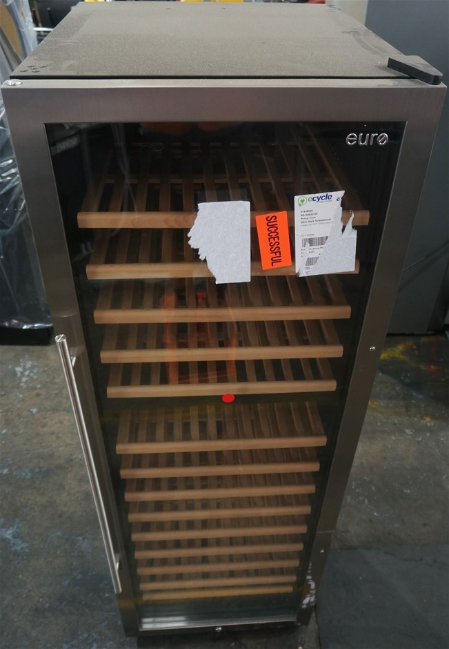 Euro Appliances E430WSCS1 450 litre Wine Cooler
