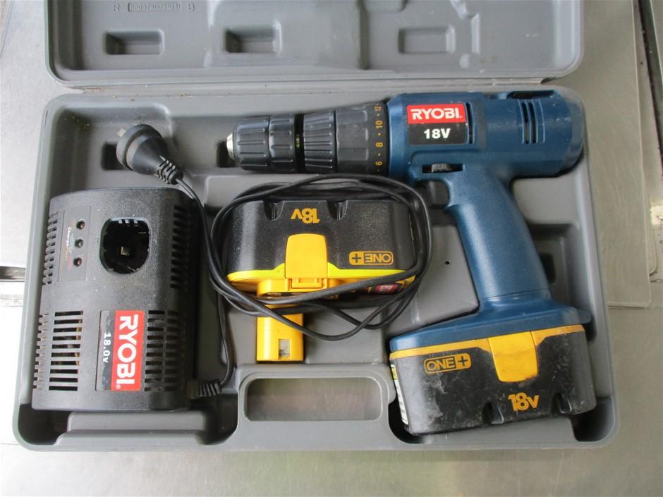 Ryobi CID1802P 18V Cordless Drill