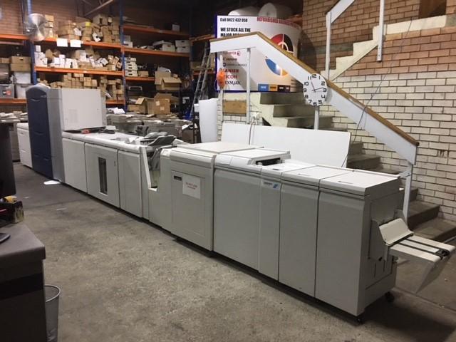 Fuji Xerox Color 1000 Press