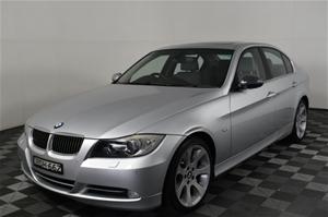 2007 BMW 3 35i E90 Automatic Sedan