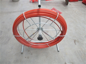 Steel Rodder Reel