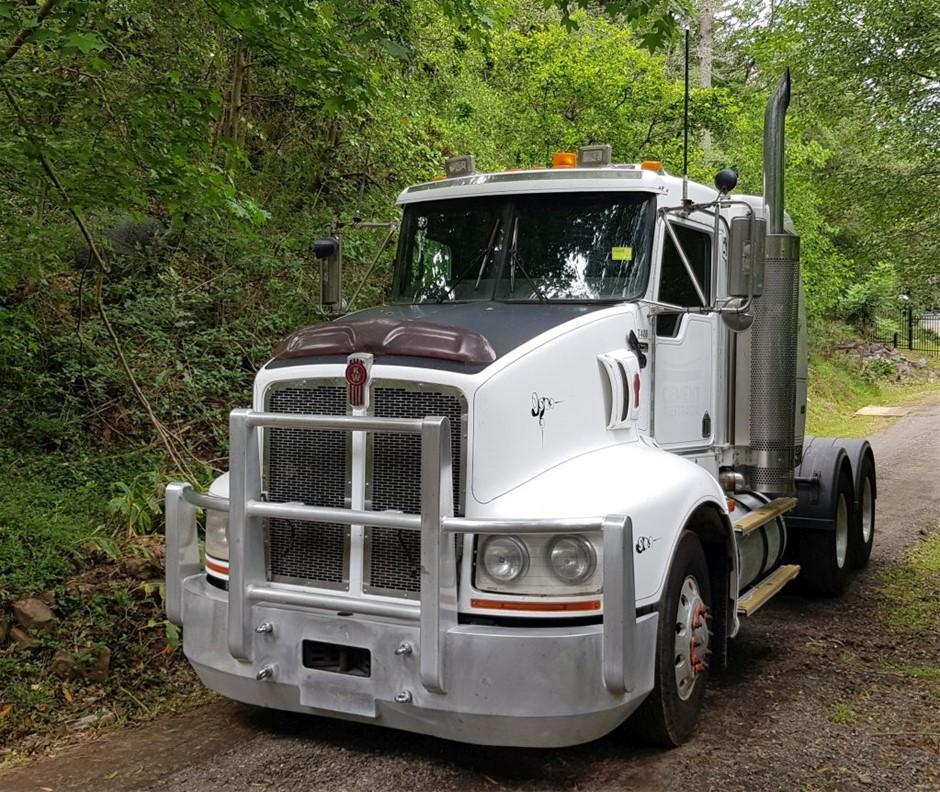 2010 Kenworth T408 Prime Mover